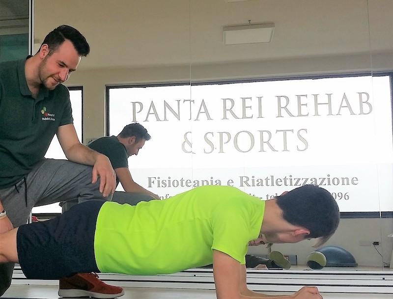 terapie di riabilitazione e riatletizzazione