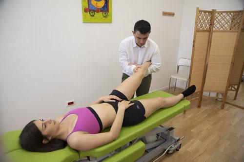 fisioterapista rho