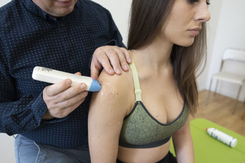 terapia manuale ecoguidata spalla rho settimo milanese