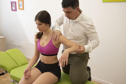 terapia manuale spalla rho cornaredo
