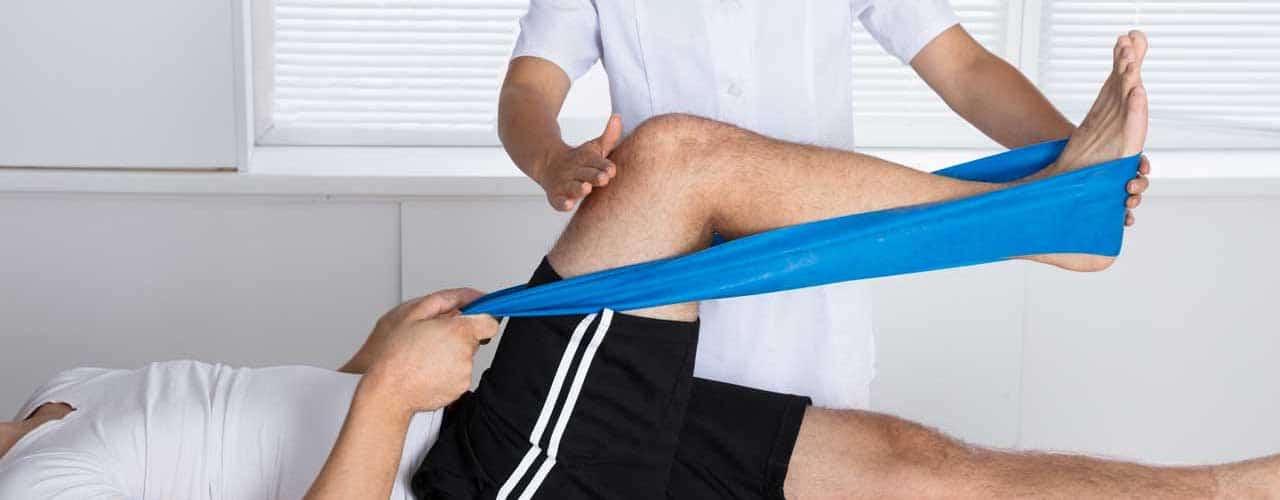 riabilitazione protesi ginocchio